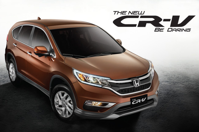 The Honda CR V Prides Itself As Being One Of Pioneer Models Which Created A New Category Vehicles That Can Be Used Comfortably And Freely In Wide